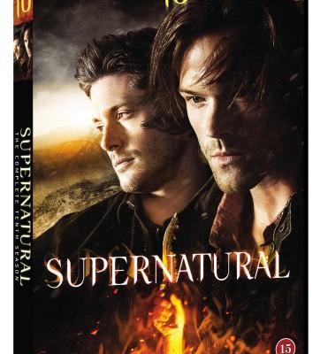 Anmeldelse: Supernatural – sæson 10 (DVD)
