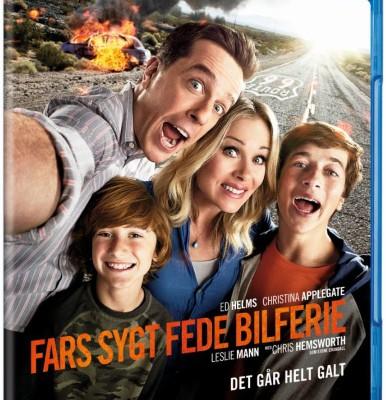 Anmeldelse: Fars sygt fede bilferie (Blu-ray)