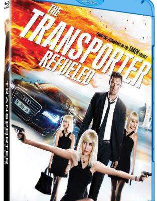 Anmeldelse: Transporter Refueled (Blu-ray)