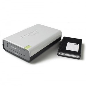 118941 300x299 Anmeldelse: Imation Odyssey Removable Hard Disk Storage System 160GB