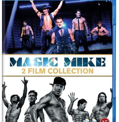 Anmeldelse: Magic Mike + Magic Mike XXL (Blu-ray)