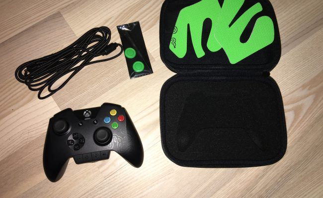 Test: Razer Wildcat for Xbox One Gaming Controller