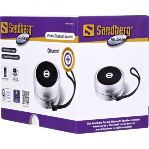 450 02 large 300x300 Sandberg Pocket Bluetooth Speaker