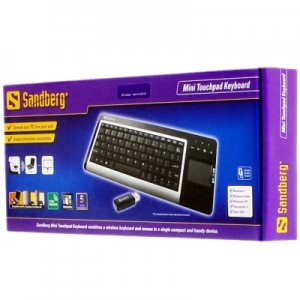 630 50 300x300 Anmeldelse: Sandberg Mini Touchpad Keyboard