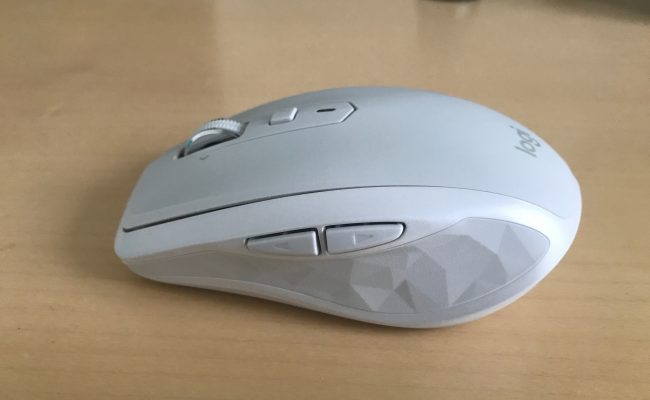 Test: Logitech MX Anywhere 2S trådløs mus