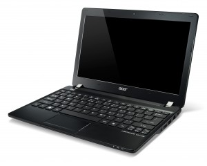 AO725 black right 300x240 Acer lancerer Aspire One 725