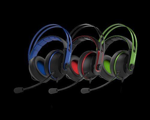 Test: ASUS Cerberus V2 Gaming headset