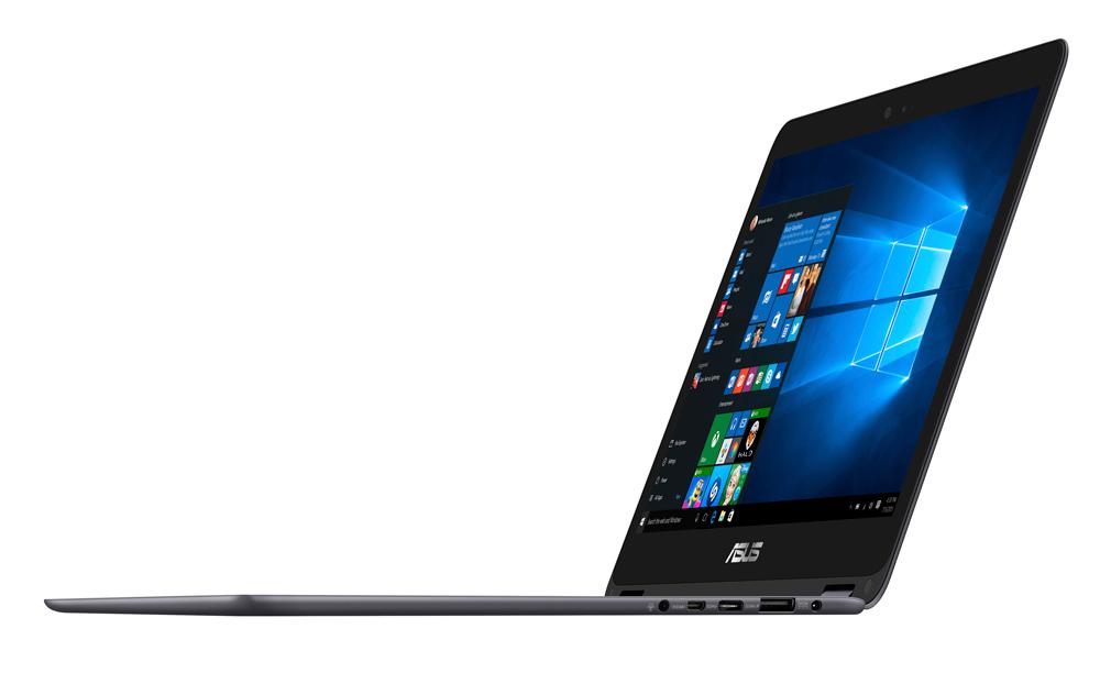 ASUS Lancerer Ny 360 ZenBook