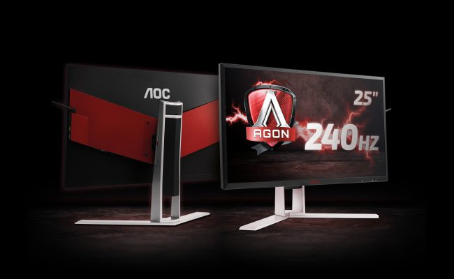 Test: AOC AGON AG251FZ 240Hz gaming monitor