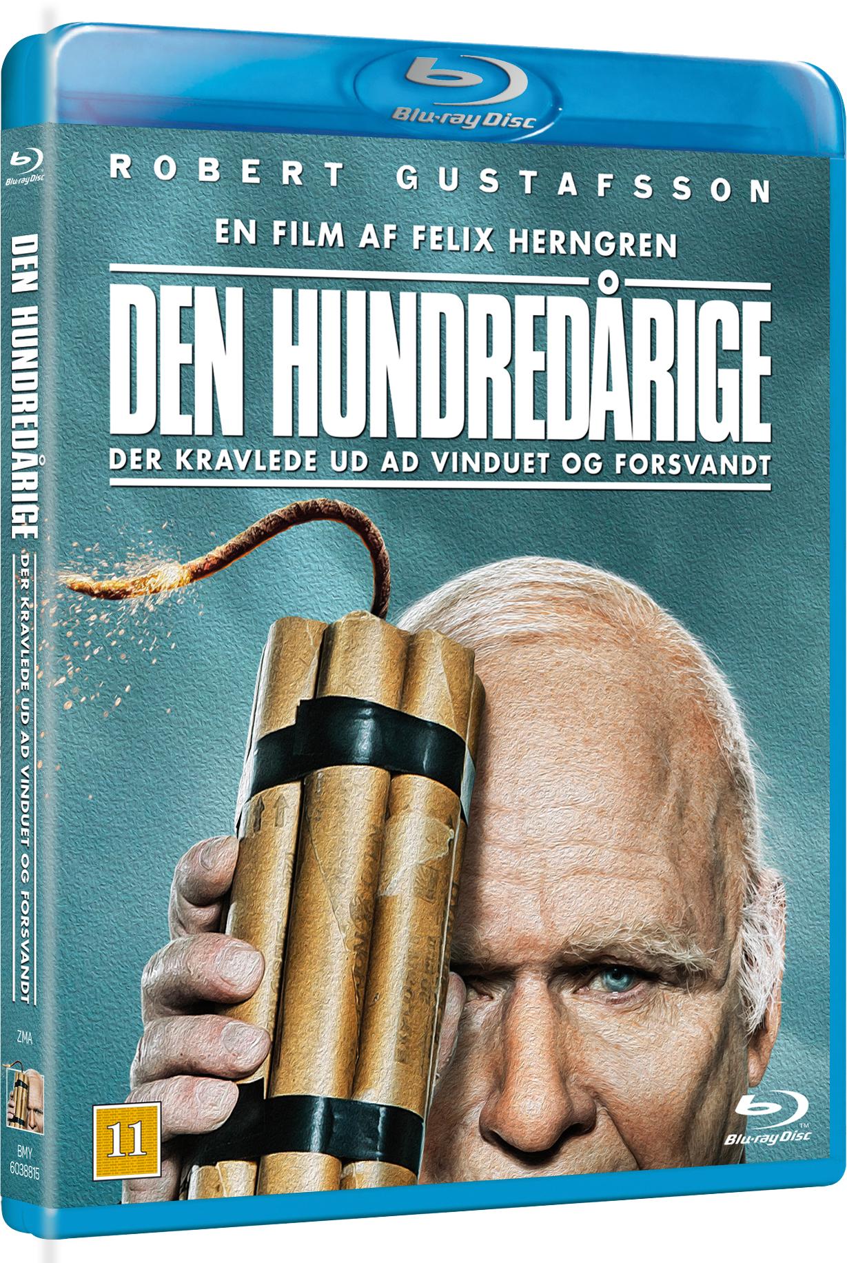 Anmeldelse: Den hundredårige (Blu-ray)   eReviews.dk