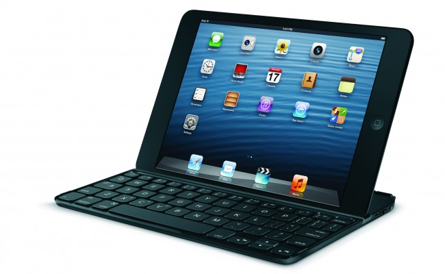 Anmeldelse: Logitech Ultrathin Keyboard mini