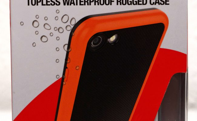Test: Dog & Bone Wetsuit Topless Waterproof Rugged Case