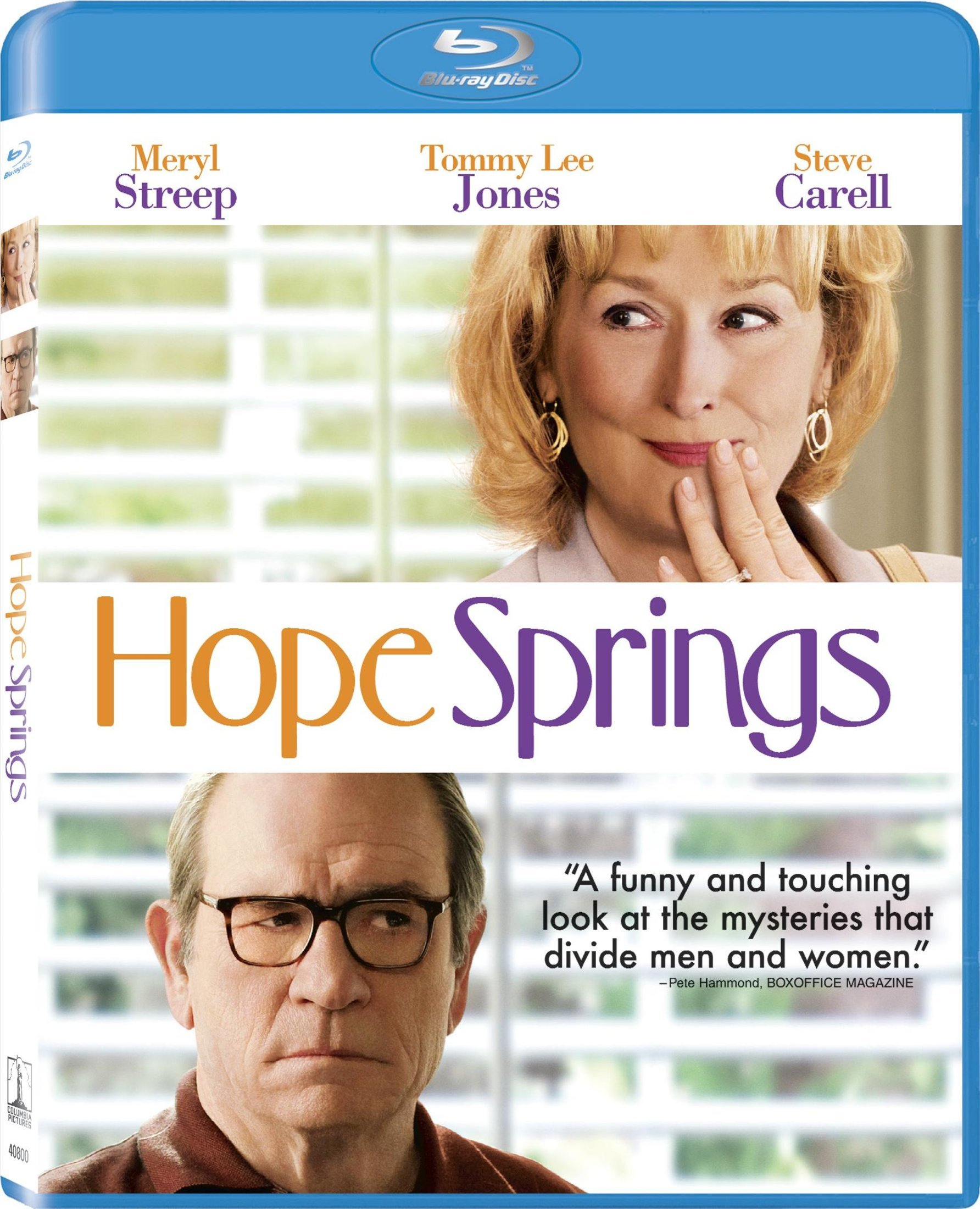 Watch Hope Springs Movie Online Free 2012
