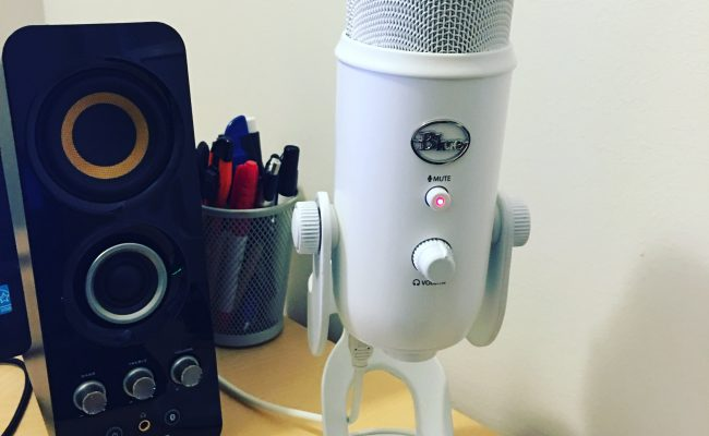 Test: Blue Yeti USB mikrofon