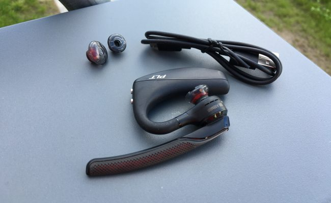 Test: Plantronics Voyager 5200 bluetooth headset