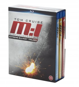 Mission Impossible 1 3 BD trilogy1 274x300 Mission Impossible 1+2+3 Pack