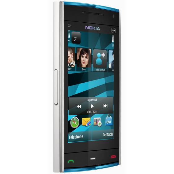 Review: Nokia X6 | eReviews.dk