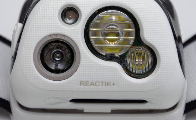 Test: Petzl Reactik Plus pandelampe