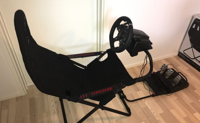 Test: Playseat Challenge racing sæde til gaming