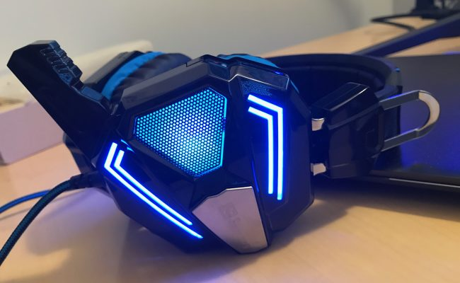 Test: Sandberg Cyclone gaming headset