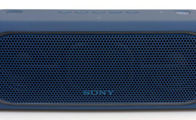 Test: Sony SRS-XB40 Bluetooth højttaler