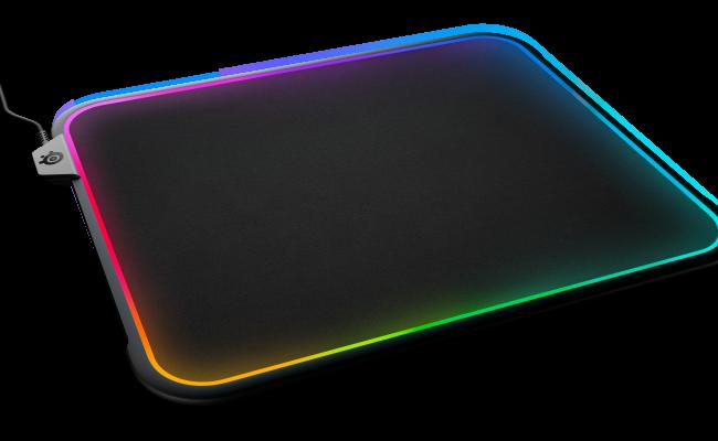 Test: SteelSeries QcK Prism RGB musemåtte