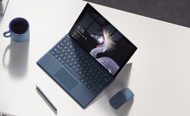 Ny Surface Pro kommer til Danmark
