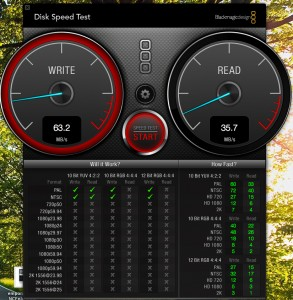 WD MY PASSPORT STUDIO 2TB DISK SPEED TEST 293x300 Western Digital My Passport Studio