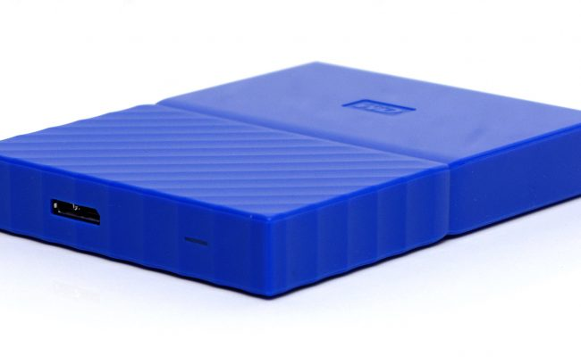 Test: WD My Passport harddisk