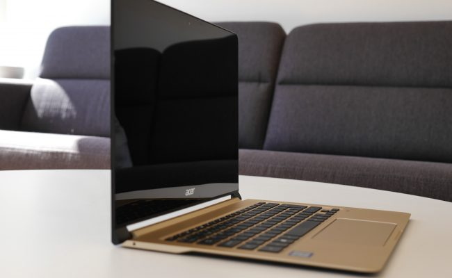 Test: Acer Swift 7
