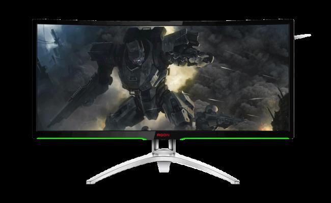 Ny AOC AGON Ultrawide gamingskærm