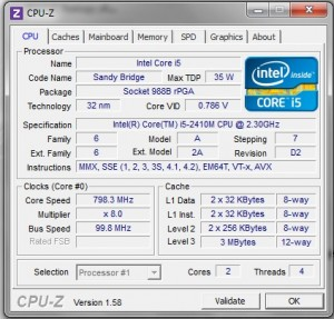 cpu z 1 300x287 Toshiba Satellite R830 17N