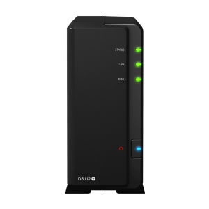 f DS112+front 300x300 Synology DiskStation DS112+