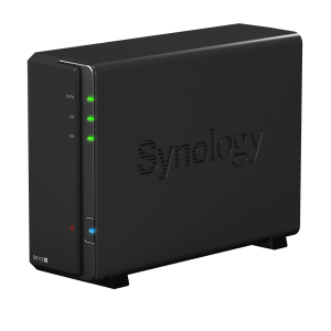 f DS112+right 45 300x300 Synology DiskStation DS112+