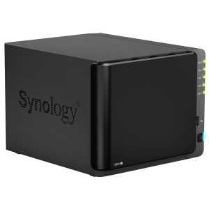 f DS412+left 45 300x300 Synology DiskStation DS412+