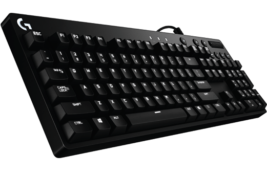 Test: Logitech G610 Orion Brown mekanisk gaming tastatur