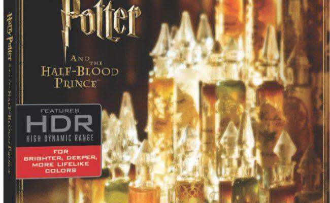 Anmeldelse: Harry Potter og Halvblodsprinsen (4K)