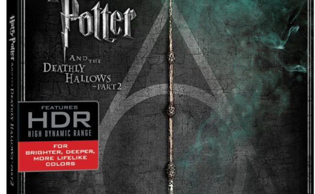 Anmeldelse: Harry Potter og Dødsregalierne part II (4K)