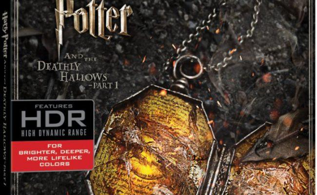 Anmeldelse: Harry Potter og Dødsregalierne part I (4K)