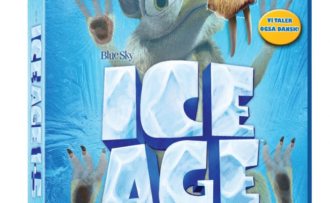 Anmeldelse: Ice Age 1-5 (Blu-ray)