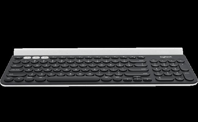Test: Logitech K780 Wireless Multi-Device Quiet Keyboard