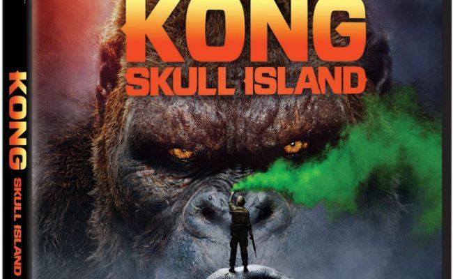 Anmeldelse: Kong: Skull Island (UHD)
