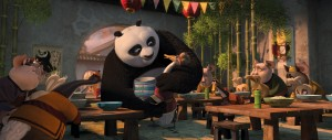 kung fu panda 2 in movie2 300x127 Kung Fu Panda: The Kaboom Of Doom
