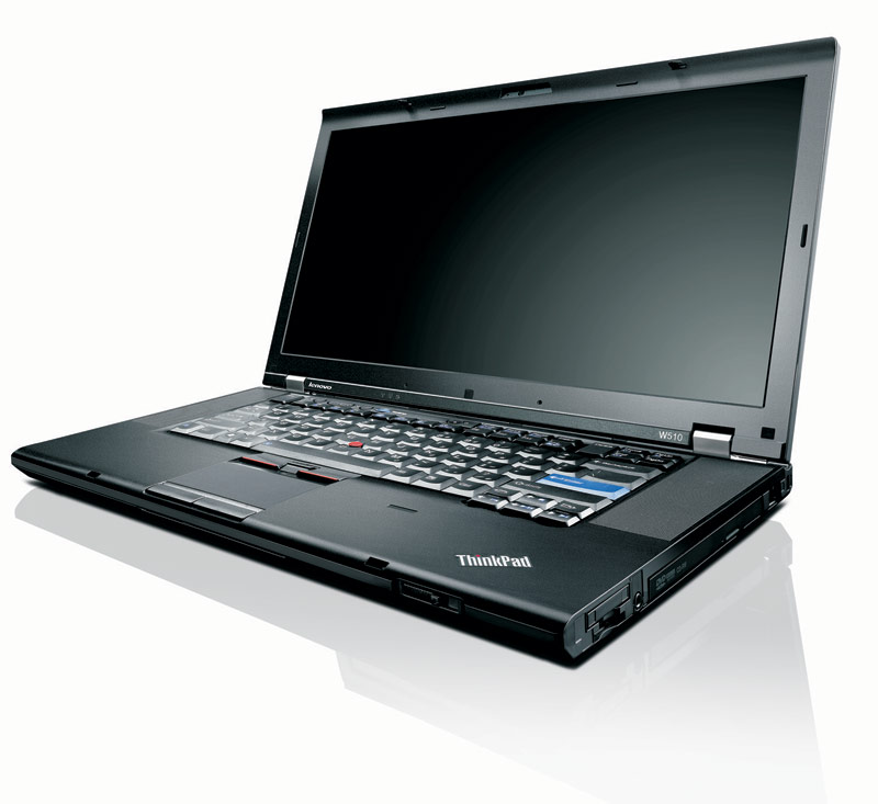 lenovo thinkpad w510 front angle 300x274 Review: Lenovo ThinkPad W510