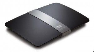 linksys e4200 300x168 Router fra Cisco med skandinavisk design