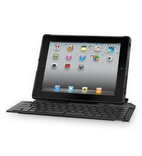 logitech ipad 2 keyboard manual