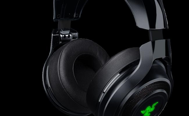 Test: Razer Man'O'War Wireless 7.1 Gaming headset