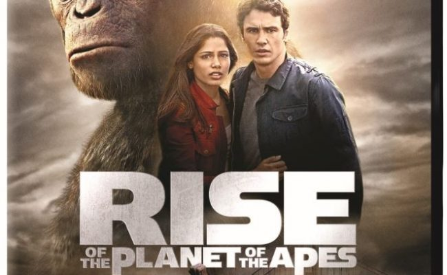 Anmeldelse: Rise of the Planet of the Apes (UHD)