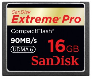sandisk extreme pro 16gb 90mbs 300x257 Review: Sandisk Extreme Pro Compact Flash 16GB 90MB/s