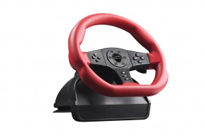 sl 6694 rd rgb 001 300x199 SpeedLink CARBON GT Racing Wheel